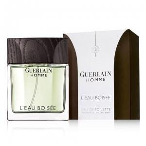 Guerlain Guerlain Homme L'eau Boisée EDT 80 ml pentru barbati