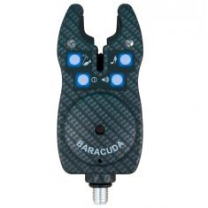 Avertizor Senzor Baracuda TLI 010 TLI10 Carbon Design Rezistent Ploaie Bat. 9v - Avertizor pescuit Baracuda, Electronice
