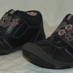 Pantofi copii BAREN SCHUHE - nr 25, Culoare: Din imagine, Piele naturala