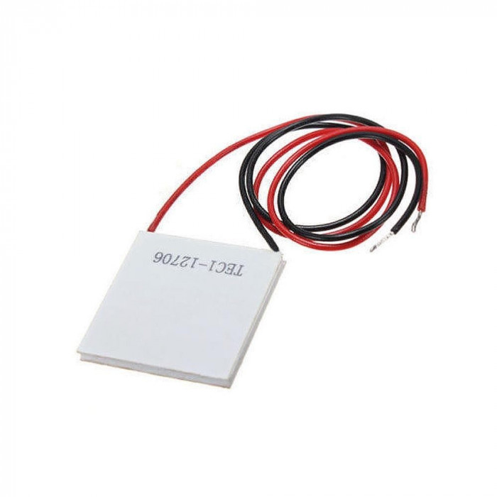 modul racire TEC1-12706 12V 60W Heatsink Thermoelectric Cooler Peltier
