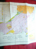 M.Socolescu - Harta Geologica si Miniera a Regiunii Vata-Zam-Savarsin-Soimus