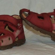 Sandale copii Elefanten - nr 24, Culoare: Din imagine, Fete, Piele naturala