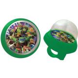 Claxon Bicicleta Ninja Turtles Eurasia 80182, Sonerii si claxoane