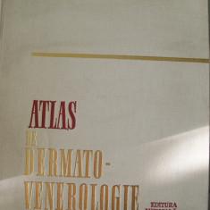 ATLAS DE DERMATO-VENEROLOGIE AUREL CONU, ALEXANDRU COLTOIU - Carte Dermatologie si venerologie
