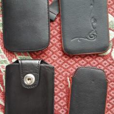 HUSA - TOC PENTRU TELEFON - Husa Telefon Samsung, Negru