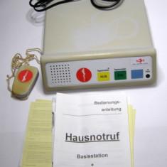 Sistem automat apelare salvare cu declansator wireless(357)