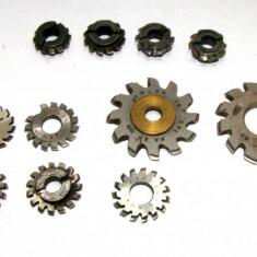 Set freze disc pentru danturat diverse module(118)