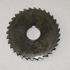 Freza disc cu dinti drepti diametrul 63 mm(293)
