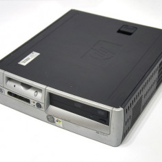 Calculator HP DC5000, Pentium 4 3.0GHz, 1GB DDR1, HDD 40GB, DVD-ROM - Sisteme desktop fara monitor