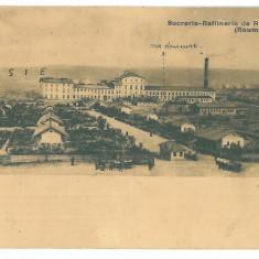 199 - Botosani, RIPICENI, Sugar Factory - old postcard - used - 1911 - Carte Postala Bucovina 1904-1918, Circulata, Printata