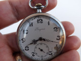 Ceas de buzunar Elvetian,marca Longines.Functioneaza perfect.