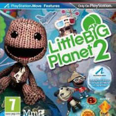 Little Big Planet 2 (Move) Ps3 - Jocuri PS3 Sony