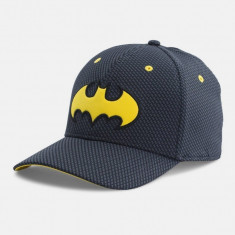 SAPCA Under Armour Men's Alter Ego Graphite/Black/Yellow Batman Logo Cap Nr L/XL - Sapca Barbati Under Armour, Culoare: Din imagine