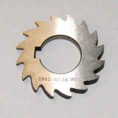 Freza disc cu dinti drepti diametrul 49 mm(288)