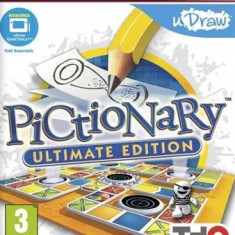 Pictionary Ultimate Edition (Udraw) Ps3 - Jocuri PS3 Thq