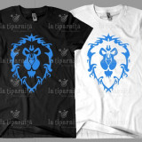 Tricou Personalizat WoW Alliance
