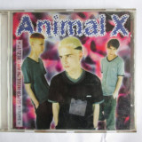RAR! CD ANIMAL X-NOVA MUSIC 2000-