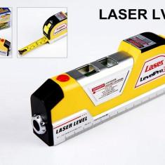 Nivela cu laser - Nivela laser cu linii