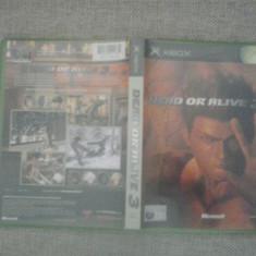 Dead or alive 3 - XBOX Clasic - Compatibil pe XBOX 360 - Citeste descrierea - Jocuri Xbox, Sporturi, 3+, Multiplayer