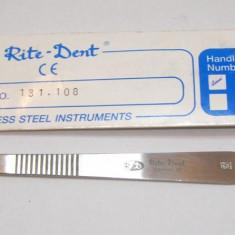 Instrument stomatologie Rite-Dent(500) - Echipament cabinet stomatologic