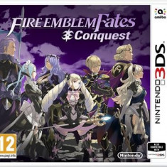 Fire Emblem Fates Conquest Nintendo 3Ds - Jocuri Nintendo 3DS, Actiune, 12+