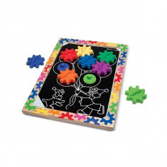 Puzzle Melissa & Doug Magnetic Schimba Si Roteste Melissa And Doug