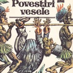 Jaroslav Hasek - Povestiri vesele.Antologie de satira si umor - 35761 - Carte Antologie