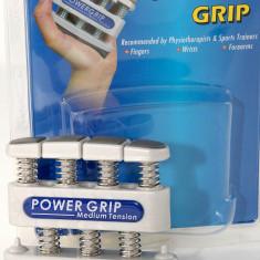 Dispozitiv (flexor) pentru intarirea muschilor degetelor si ai antebratului Spartan