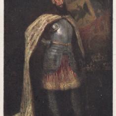 MIHAI VITEAZUL 1593 - 1601 - Carte postala tematica, Necirculata, Printata