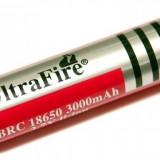Baterie / Acumulator Li- Ion Ultrafire 3000 Mah 18650(946) - Baterie Aparat foto