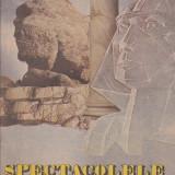 SILVIU NEGUT - SPECTACOLELE TERREI - Carte de calatorie
