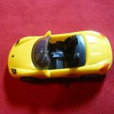 Masinuta miniatura marca Porsche AG, plastic, L= 4, 2 cm - Miniatura Figurina