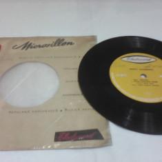 DISC VINIL VINYL DONA DUMITRU-SIMINICA/VIOLETA ROMANESCU EPC262 RAR!!!1961 - Muzica Lautareasca