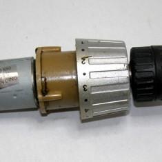 Motor 18 Vdc cu angrenaj masina surubat(149)