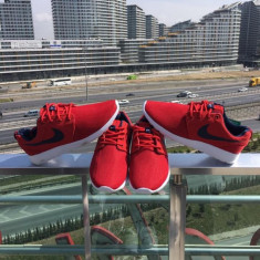NOU! Adidasi Tenisi Nike Red barbati - Adidasi barbati, Marime: 41, 43, 44, 45, Culoare: Rosu