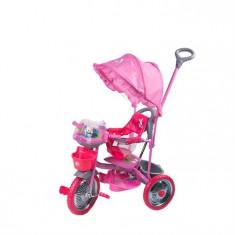 Tricicleta Dhs Merry Ride Roz - Tricicleta copii