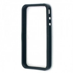 Bumper fit case iPhone 6 / 6S Negru - Bumper Telefon Apple