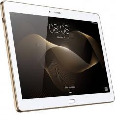Tableta Huawei MediaPad M2 A01L 10.1 inch IPS Kirin 930 2.0 GHz Octa Core 3GB RAM 64GB flash 4G Premium Edition Luxurious Gold