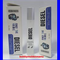 PARFUM BARBAT COLECTIA FEROMON DIESEL ONLY THE BRAVE 35ML - Parfum barbati