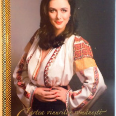 CARTEA VINURILOR ROMANESTI, THE WINE BOOK OF ROMANIA 2015 - 2016 de MARINELA VASILICA ARDELEAN - Carte Retete traditionale romanesti
