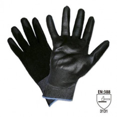 Manusi de lucru palma poliuretan T10 JBM, marimea L