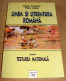 Limba si Literatura Romana pentru Testarea Nationala - A. Costache / F. Ionita