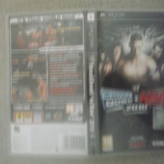 WWE Smack Down vs Raw 2010 - PSP - Jocuri PSP, Sporturi, 16+, Single player