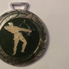 "MMM - Medalie Romania Sport Tir cu Arcul ""Campionat RSR 1978"""