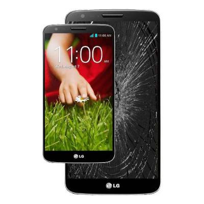 Inlocuire Geam si Touchscreen LG G2 D802 foto
