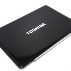 Capac LCD + antene wireless + microfon Toshiba Satellite A500 AP077000B00 - Carcasa laptop