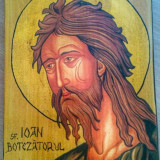 Icoana sfintita Sf. Ioan Botezatorul