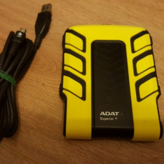 Hard Extern 500 Gb Adata Superior SH93 - 179 lei - HDD extern A-data, 500-999 GB