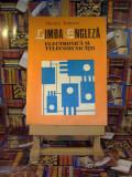 """Monica Ionescu - Limba engleza Electronica si telecomunicatii """"A4026"""""""