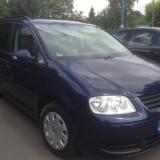 VW Touran 1, 6 FSI Albastru 2004, Benzina, 180000 km, 1589 cmc